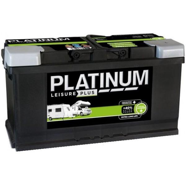 platinum lb6110l low box 100 amp battery caravan accessories. Black Bedroom Furniture Sets. Home Design Ideas